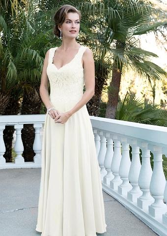 Standesamtliche Brautkleider In Lang Standesamt Kleider