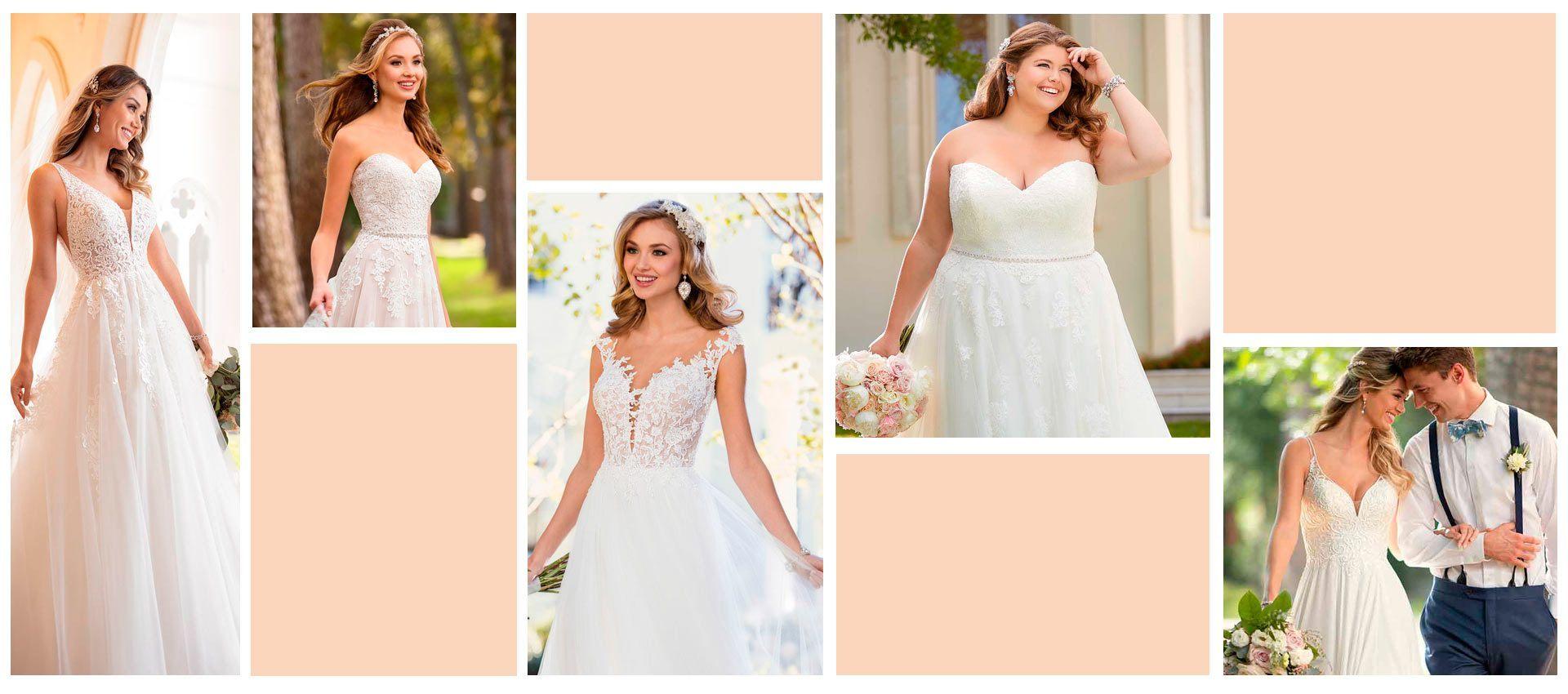 newest 5e6f2 83add Hochzeitskleider, schönste und edle Designer Hochzeitsmode 2020.