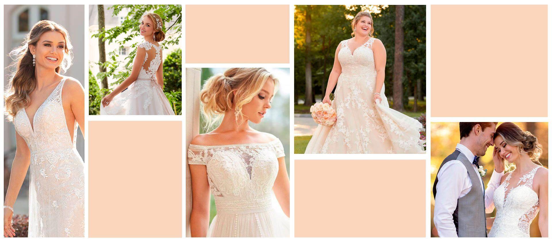 newest ffec0 7ae40 Hochzeitskleider, schönste und edle Designer Hochzeitsmode 2020.